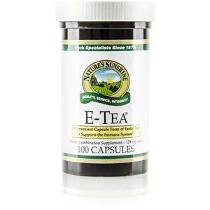 E-TEA® (100 Caps)