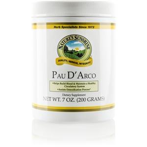 Pau D' Arco Bulk/Tea (7 oz.)