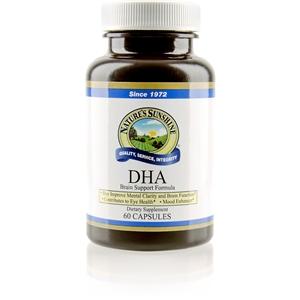 DHA (60 Softgel Caps)