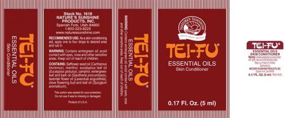 Tei-Fu® Essential Oil (0.17 fl. oz.)