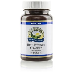 Grapine® High Potency (60 Tabs)