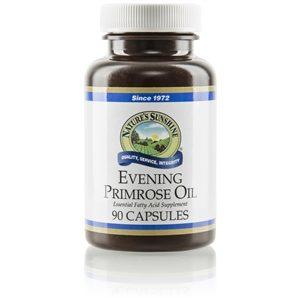 Evening Primrose Oil (90 Softgel Caps)
