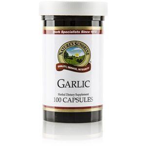 Garlic (100 Caps)