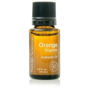 Orange, Organic Essential Oil (15 ml)