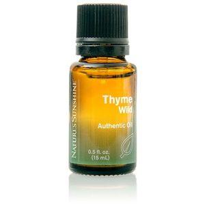 Thyme, Wild Essential Oil (15 ml)