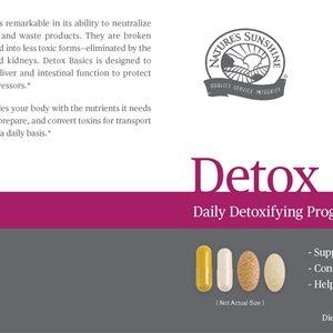 Detox Basics (30 day)
