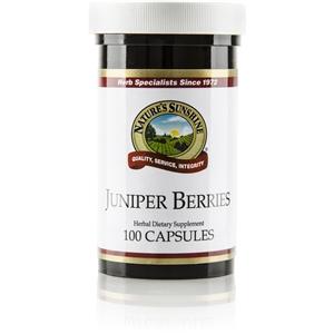 Juniper Berries (100 Caps)
