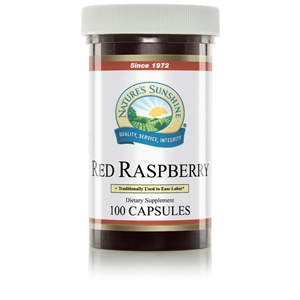 Red Raspberry (100 Caps)