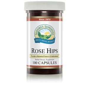 Rose Hips (100 Caps)