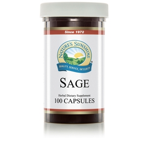 Sage (100 Caps)