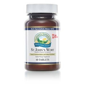 St. John's Wort Concentrate Time-Release (60 Tabs)
