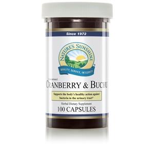 Cranberry & Buchu Concentrate (100 Caps
