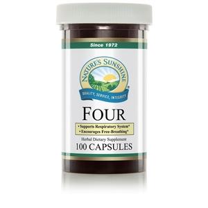 Four (100 Caps)