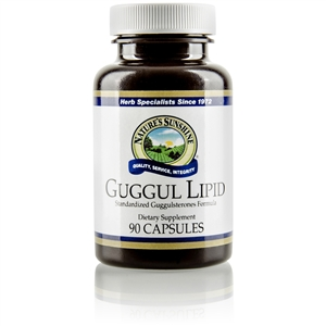 Guggul Lipid Concentrate (90 Caps)
