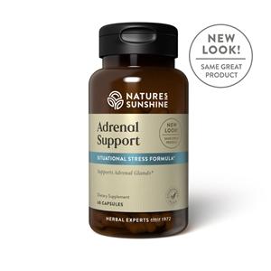 Adrenal Support (60 Caps)