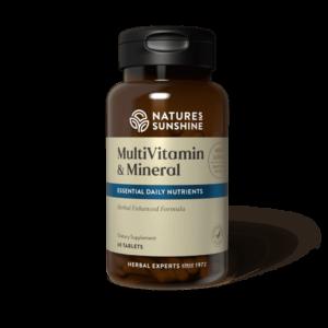 Multiple Vitamin & Mineral, SynerPro®