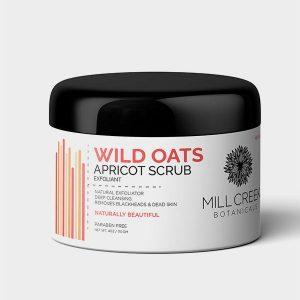 Wild Oats Apricot Scrub