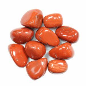 ARIES Birthstone Tumblestone (Red Jasper)