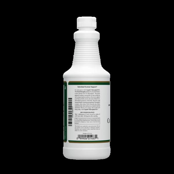 Chlorophyll ES, Liquid