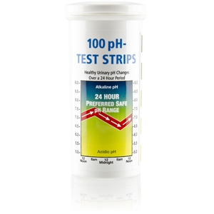 pH Test Strips (100)