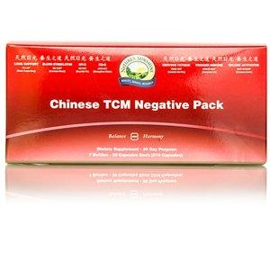 Chinese Negative Pack, TCM