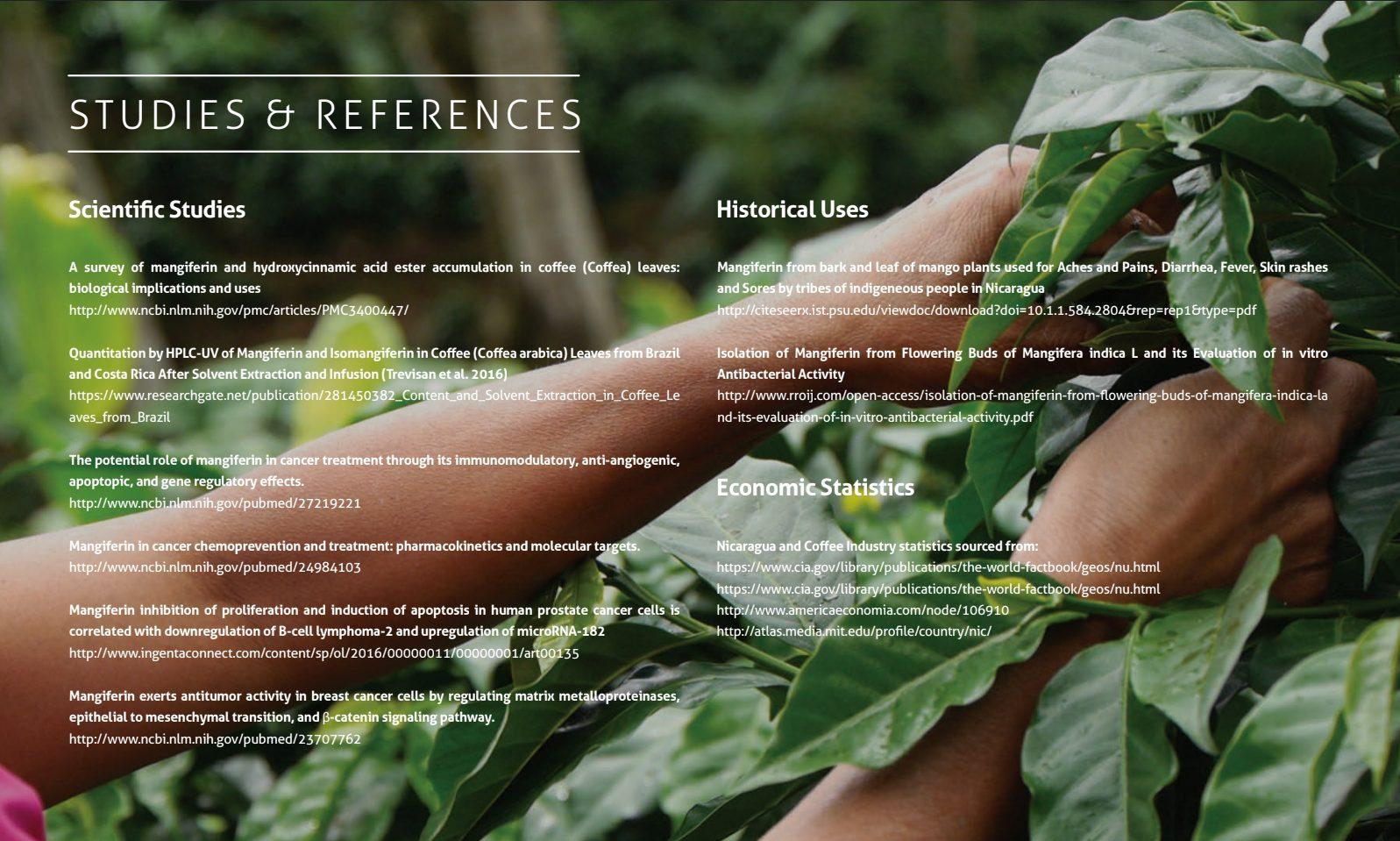 Coffee Leaf Studies