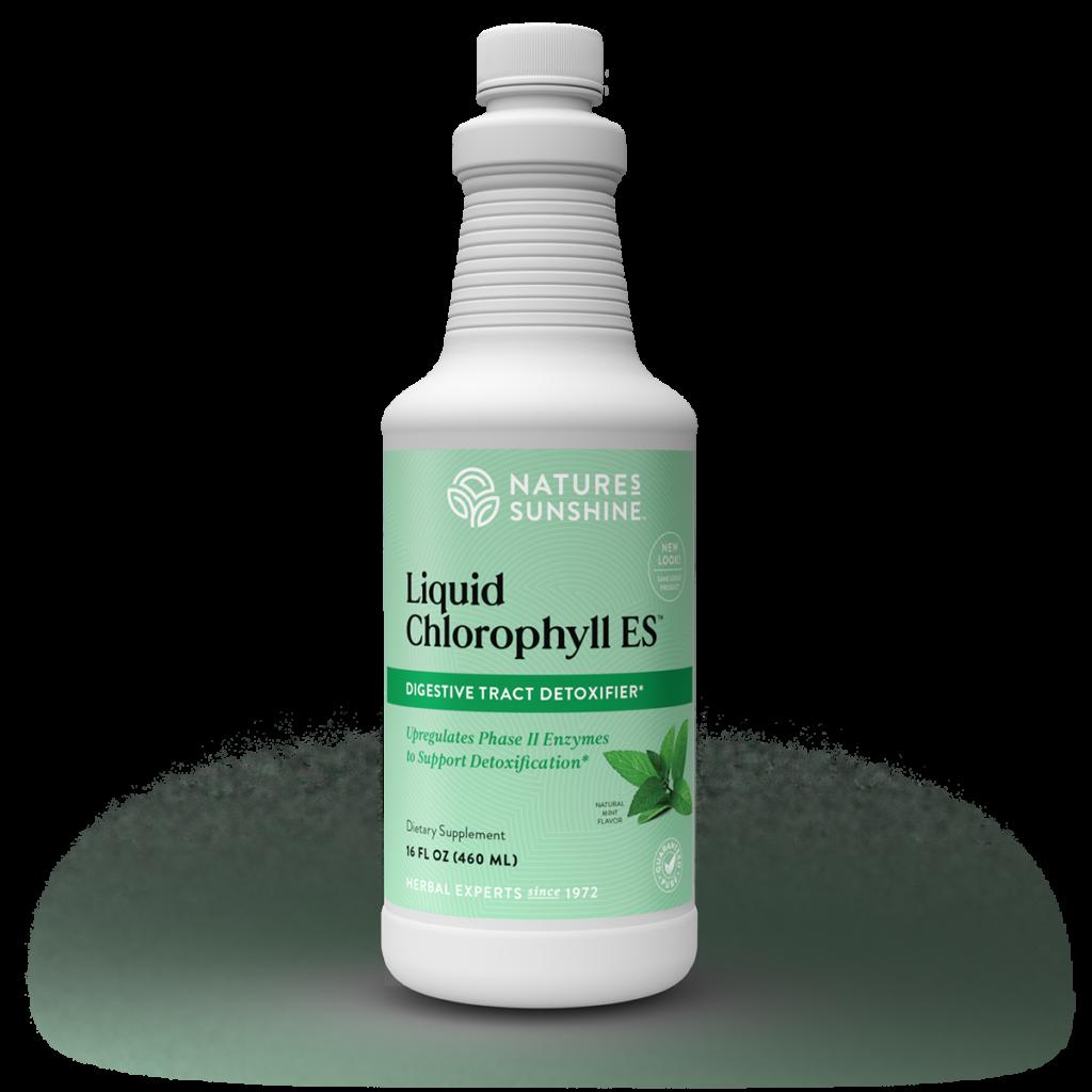 NSP Liquid Chlorophyll ES 16 - 1024x1024